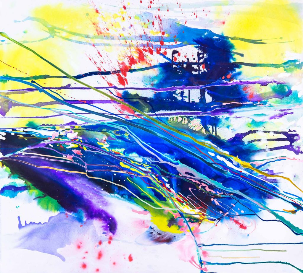 abstract painting 9