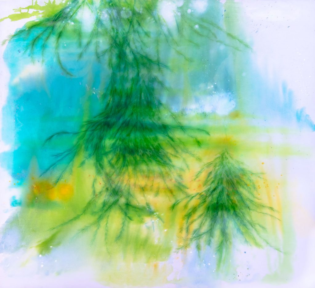 abstract landscape 21