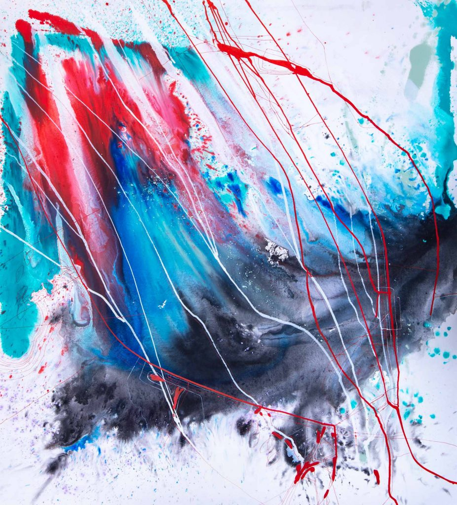 abstract painting 14