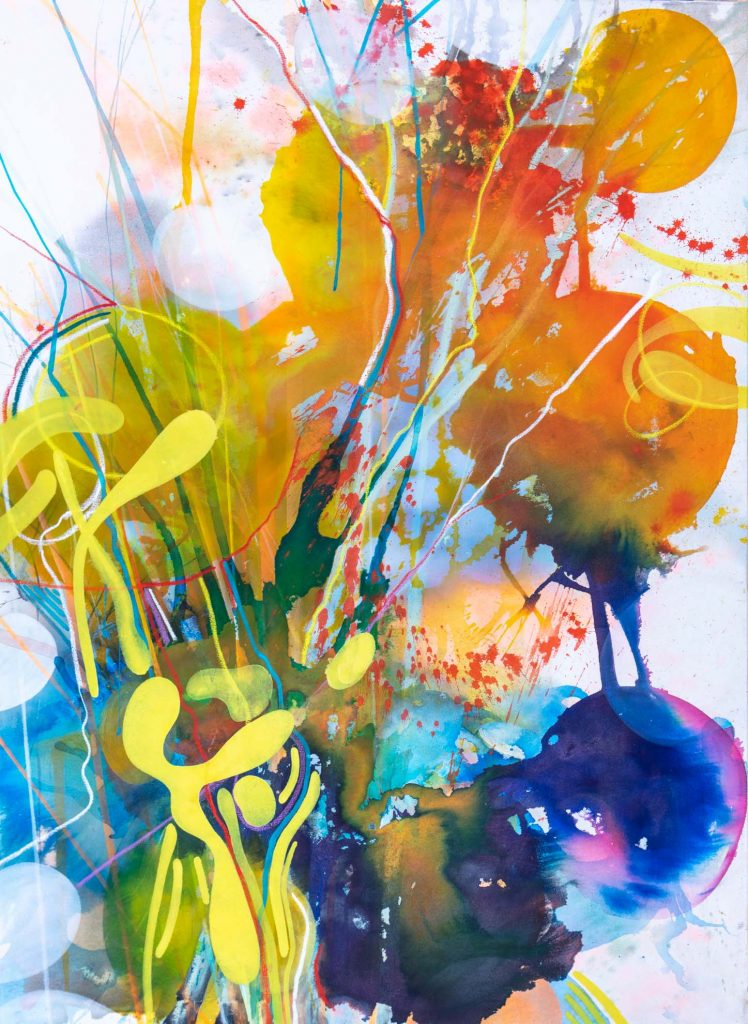 abstract painting 5