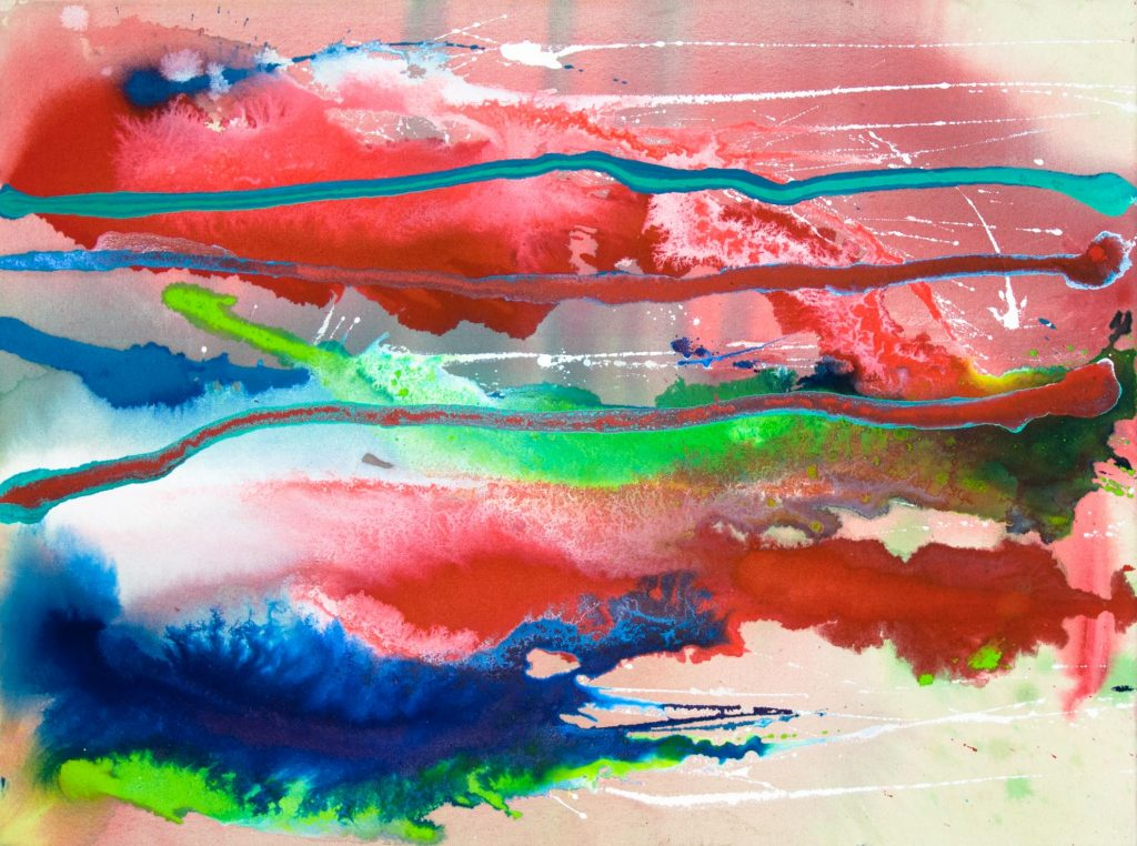 abstract painting small 4